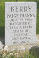 Paige Dianna Berry