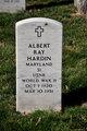 Albert Ray Hardin