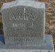 Profile photo:  Annie <I>Midgette</I> Arey