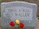 Tonia Rhnea <I>Bull</I> Waller