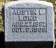 Profile photo:  Austin Lee Long