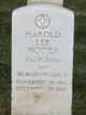 Harold Lee Hopper