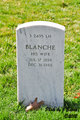 Profile photo:  Blanche Hayes