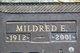 Mildred E. <I>Schwyhart</I> Braniger