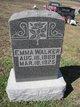 Emma J <I>Schaeffer</I> Walker