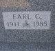 Profile photo:  Earl Chauncey Osborn