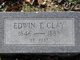 Edwin Thomas Clay