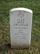 "Profile photo:   Alex Mike "" "" <I> </I> Abraham,"