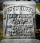 Profile photo:  Earl Preston Perkins