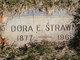 Dora Edith <I>Brisbin</I> Strawn