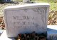 William Alfred Mashburn
