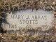 Mary Jean <I>Arras</I> Stotts