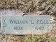 William Lewis Kolb
