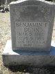 Benjamin F Dunn