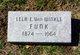 Lela Effie <I>VanWinkle</I> Funk