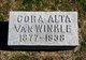 Cora Alta VanWinkle