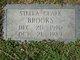 Stella Clark <I>Brooks</I> Brooks