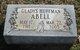 Profile photo:  Gladys Evelyn <I>Huffman</I> Abell