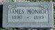 Profile photo:  James Monroe Abell