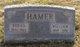 """Profile photo:  Susanna """"Susan"""" <I>Thomas</I> Hamer"""