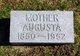 """Augusta Virginia """"Gussie"""" <I>Roberts</I> VanWinkle"""