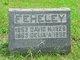 "Bridget Agnes ""Delia"" <I>Kennedy</I> Feheley"