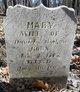 Profile photo:  Mary <I>Robertson</I> Boileau