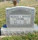Profile photo:  Mildred L <I>Bridges</I> Adams