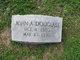 Profile photo:  John A Douglass