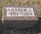 "Andrew Christopher ""Andy Chris"" Cummins, Sr"