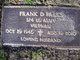 Profile photo:  Frank Dean Parks