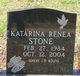 Katarina Renea Stone