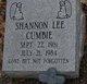 Shannon Lee Cumbie