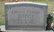 Carson Edward Hodge