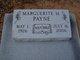 Marguerite <I>McKinley</I> Payne
