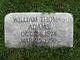Profile photo:  William Thomas Adams