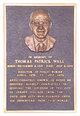 "Thomas Patrick ""Buddy"" Wall Jr."