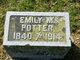 Emily <I>Morgan</I> Potter