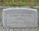 Lloyd William Grant