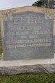 """Joseph Israel """"JI"""" Efird"""