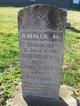 Profile photo:  Annie M Bierbaum