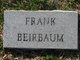 Profile photo:  Frank Bierbaum