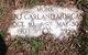 "Profile photo:  Benjamin Garland ""Monk"" Morgan"