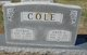 """Frederick G. """"Fred"""" Cole"""