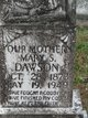 Mary Sybil <I>Dawson</I> Pritchett