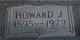 Howard Jackson Bridgeman