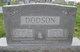 Thelma <I>Stone</I> Dodson