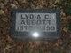 Lydia C Abbott