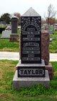 Elizabeth <I>Hilligass</I> Taylor