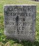 Profile photo:  Rachel K <I>Binkey</I> Campbell